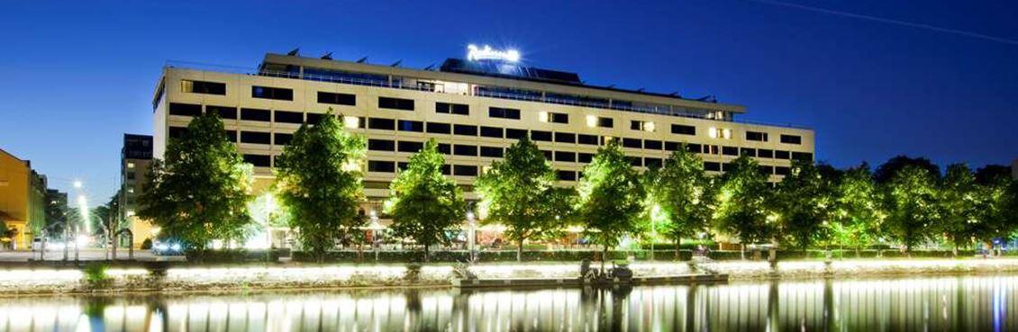 Radisson Blu Marina Palace Hotel Hotels Turku Viking