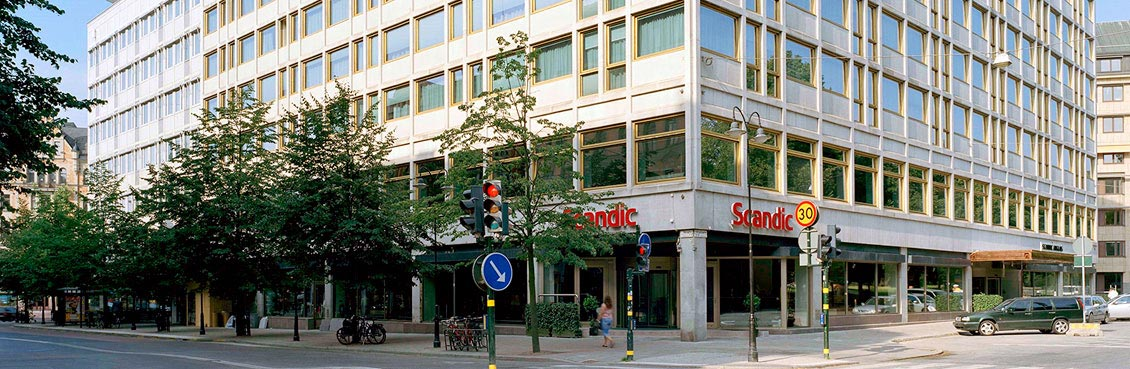 Scandic anglais hotels stockholm viking line for Site anglais reservation hotel