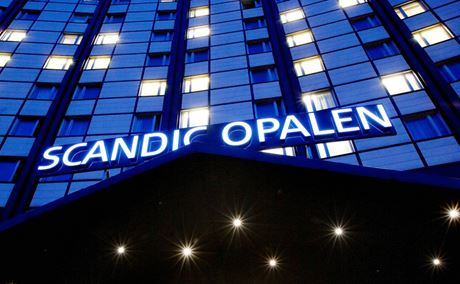 Scandic Opalen, Gothenburg