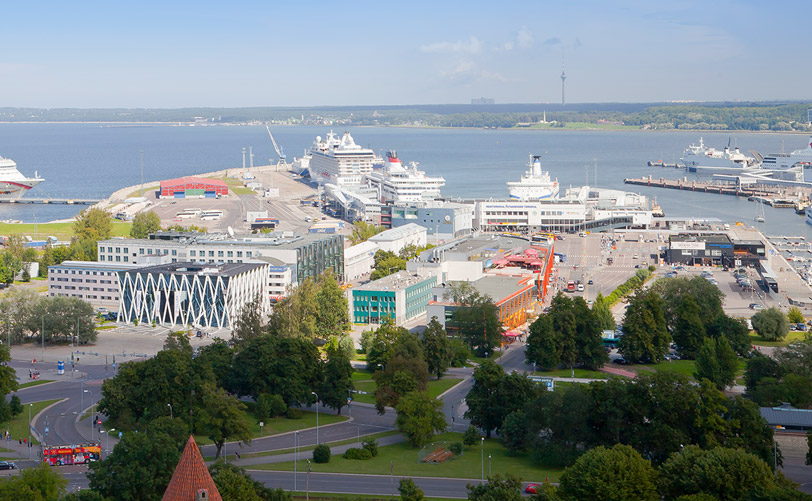 51911702dee Tallinn - Port info - Good to know | Viking Line